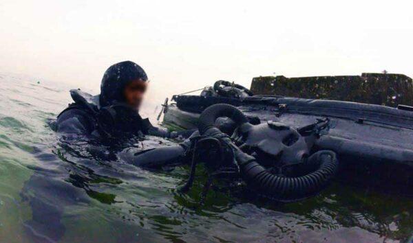 Plongeurs légionnaires du 1er REG