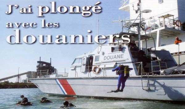 Plongeurs douaniers