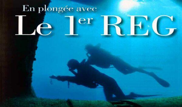 En plongée avec le 1er REG