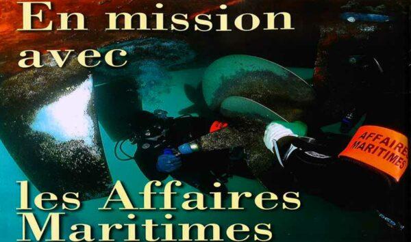 En mission avec les Affaires Maritimes