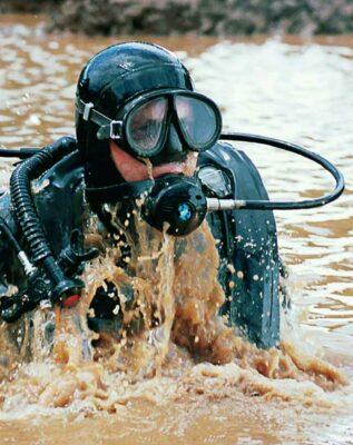 Plongeurs de l'armée de terre – CEPAT – ANGERS