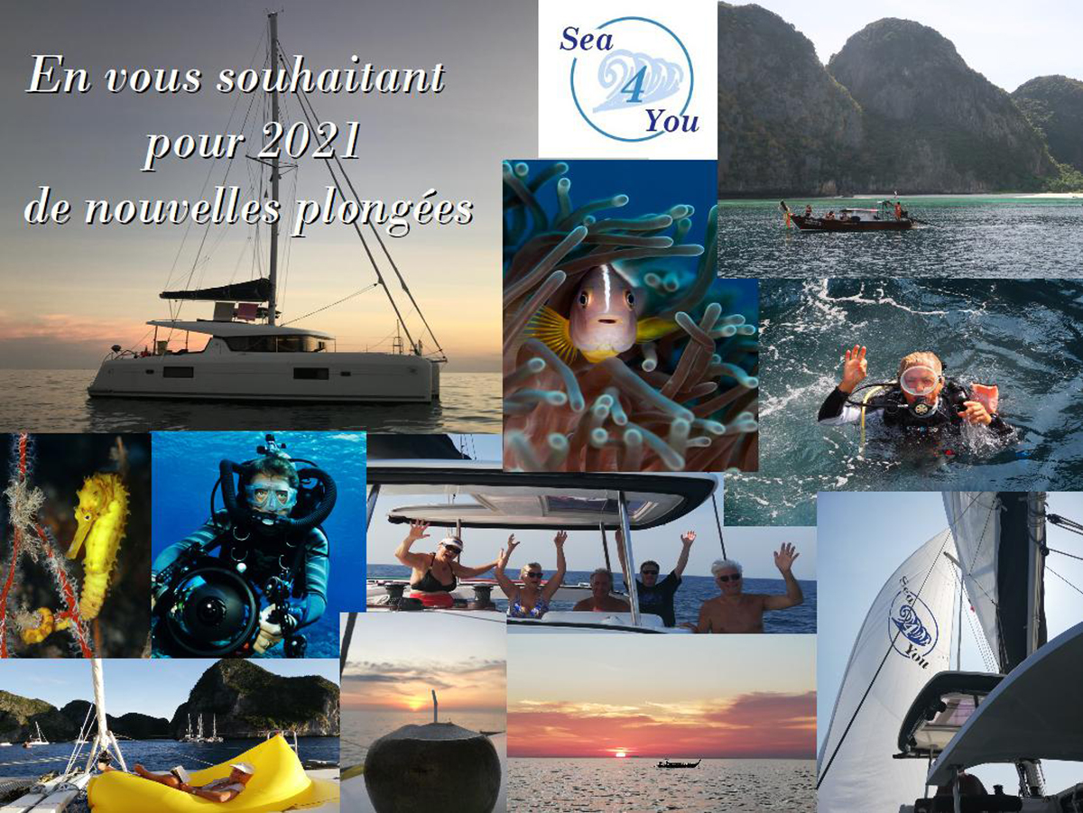 Voeux 2021 Sea4You
